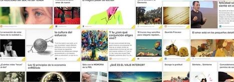 50 posts súper inspiradores que impulsarán tu éxito por @nachusgalaicus | Aprendizaje, Knomads y paradigmas | Scoop.it