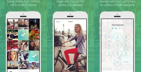 This iPhone app helps avoid pic sharing mishaps - SlashGear | Leafit | Scoop.it