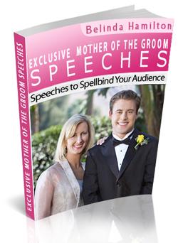 Tips for a Great Groom's Mother Wedding Speech | Mother of the Groom Speech | Scoop.it