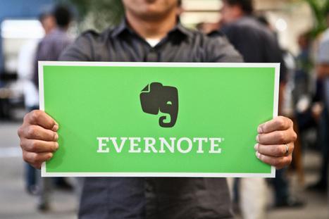 10 geniales formas de usar Evernote que tal vez no habías pensado | Contenidos educativos digitales | Scoop.it