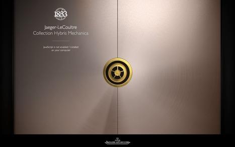 Hybris Mechanica Collection by Jaeger-LeCoultre   Epicure : Vins, gastronomie et belles choses   Scoop.it