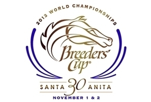Breeders' Cup Unveils Logo for 30th Breeders' Cup World Championships | Horse Racing News | Scoop.it