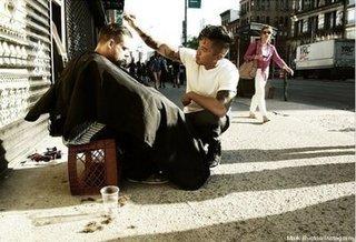 L'étonnant mécénat de compétence d'un coiffeur   Jeunes et Bénévoles   Scoop.it