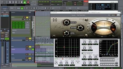 Ardour - The digital audio workstation | Time to Learn | Scoop.it