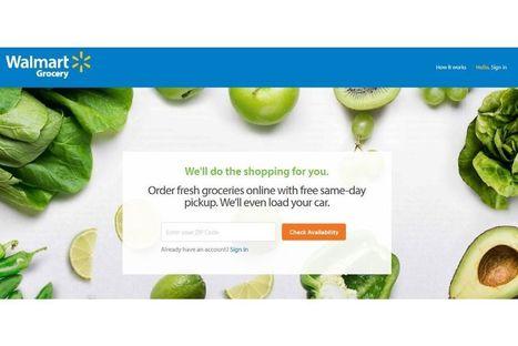 Walmart étend son service de retrait offline des achats online #web2store | Web-to-Store | Scoop.it