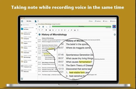 6 Good Chromebook Apps for Recording and Editing Audio | Passe-partout | Scoop.it