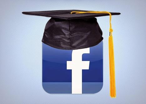 25 aplicaciones de Facebook perfectas para la educación en línea | Marketing en Facebook | Scoop.it