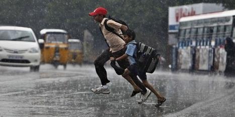 INDE. La mousson fait un millier de morts | Les Informations sur la voie de notre monde. | Scoop.it