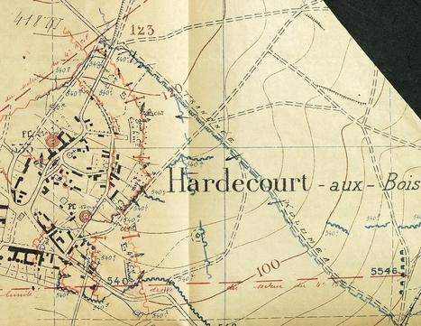 1916 - Somme - 2 fois - croix de guerre | Brèves de scoop | Scoop.it