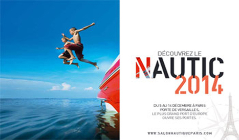 "Le Nautic ""salon nautique international de Paris"" s'offre une marina pour 2014. 