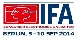 Internationale Funkausstellung Berlin (IFA) 05.09. - 10.09.2014 - hxosplus.gr | hxos plus | Scoop.it