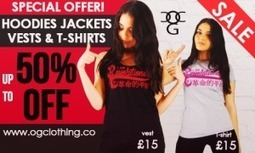 SPECIAL OFFER! | urban clothing | Scoop.it