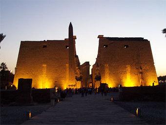 El Templo de Luxor   Viaje hacia la cultura egipcia   Scoop.it