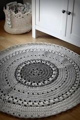 Chunky yarn craft - crochet, tunisian, knit, macrame etc | Crochet, craft, knitting | Scoop.it