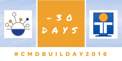 30 days left to the #CMDBuilDay2016 | CMDBuild | Scoop.it