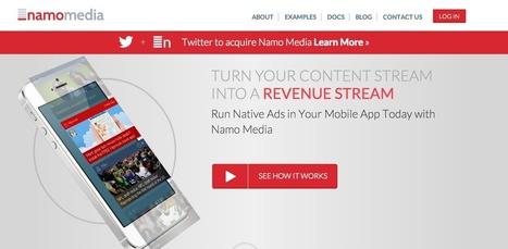 Twitter Namo Media yı satın aldı   newsfeedss.wordpress.com   Scoop.it