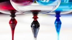 CHAMPAGNE GLASSES: How To Get Authentic Venetian Glass Ones | Venetian Glass Site | Venetian Glass Home of Authentic Murano Glass | Scoop.it