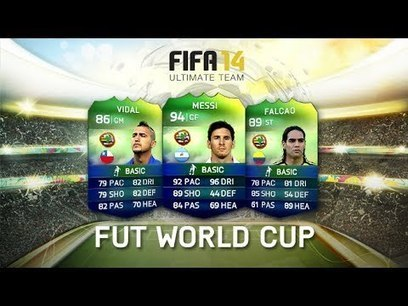 FIFA 14 Ultimate Team World Cup | Official Trailer | EmGoldex | Scoop.it