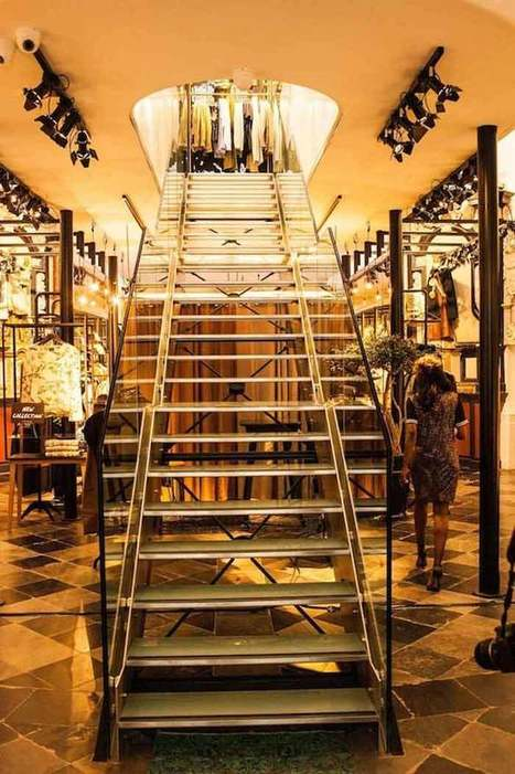 Scotch & Soda ouvre une boutique dans une église en Belgique   Retail Intelligence®   Scoop.it