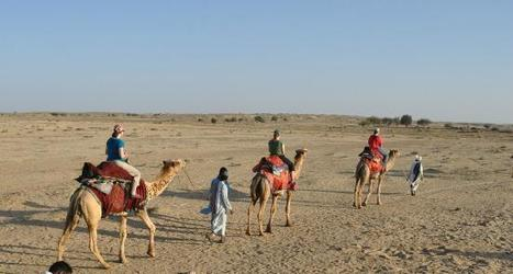 Enjoy Sam Sand Dunes with Rajasthan Tour at Rs.8800   Domestic Packages   Scoop.it