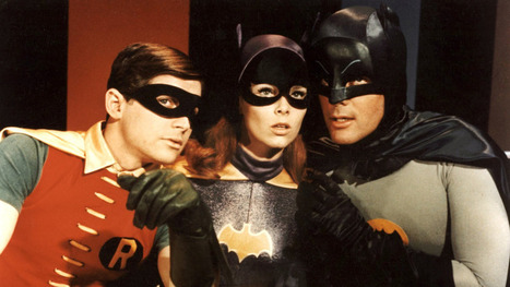 Sad Day In The Bat Cave: Yvonne Craig, best known as Batgirl, dies at 78 | Prozac Moments | Scoop.it