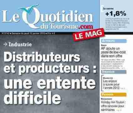 Coup de gueule contre le reportage d'Envoyé Spécial sur la Tunisie - Le Quotidien du Tourisme | Industrie de Voyage | Scoop.it