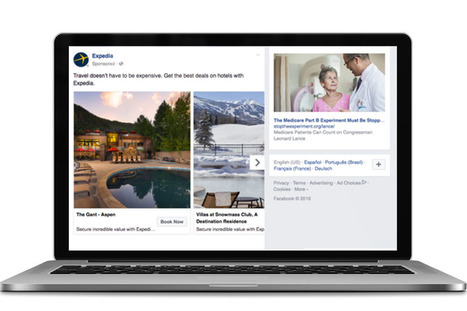 Expedia Plans to Build Facebook Advertising to 'Google-Like Levels' | Social SEO for Travel & Tourism | Scoop.it