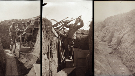 Crowdfund WWI photographs and a better platform for FOIA requests | History | Scoop.it
