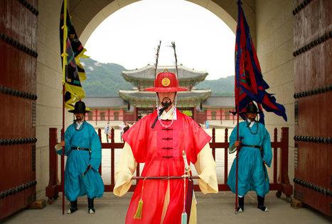 150 jours en Corée, quand les photos prennent vie en parallaxe avec Fabien Garel | Photo 2.0 | Scoop.it