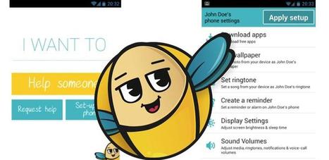 tubZikk, configura cualquier smartphone Android desde otro Android | apps educativas android | Scoop.it