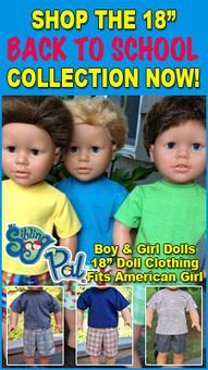 my sibling dolls | Lister Inc | Scoop.it