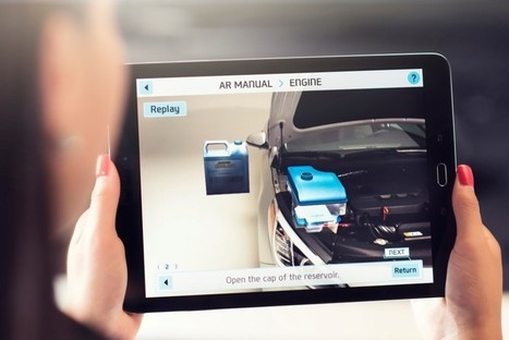Augmented Reality Owners Manuals of the Future | FileMaker off topic | Learning FileMaker | Scoop.it