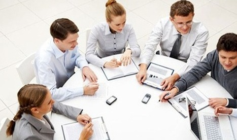 5 Rules for Efficient, Effective Meetings | Business Training | Scoop.it