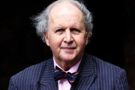 Alexander McCall Smith scoops Wodehouse Prize for comedy novel | Culture Scotland | Scoop.it