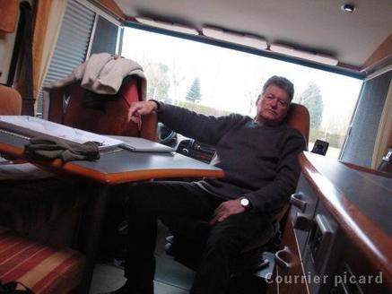 BEAUVAIS Son salon dans le camping-car! - Courrier Picard   Le Camping-Car ne manque pas d'air   Scoop.it