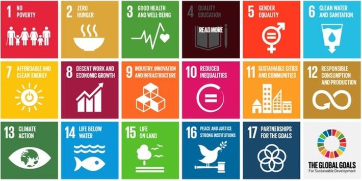 Edu-Curator: Vandaag en dit weekend aandacht voor de Werelddoelen van de VN | Educatief Internet - Gespot op 't Web | Scoop.it