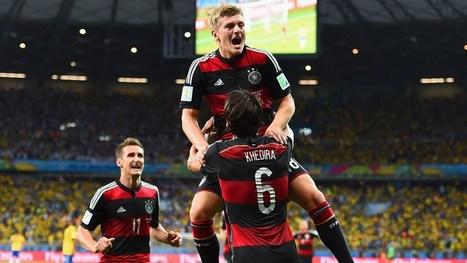 Kroos masterclass secures top billing | Fifa World Cup Brazil 2014 | Scoop.it