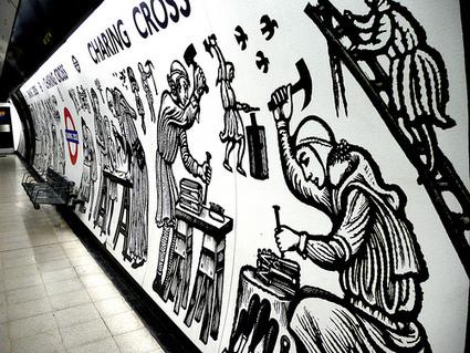 Quel est type de commerce au 84 Charing Cross ? | l'univers de la librairie | Scoop.it