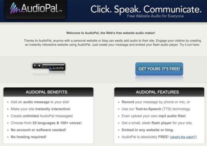3 outils audio pour la classe – Les Outils Tice | TIC et TICE mais... en français | Scoop.it