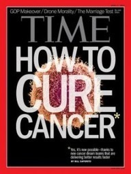 "TIME's ""How To Cure Cancer"" cover - worst of the year? 