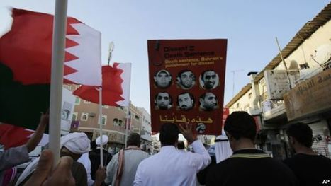 Rights Group: Inmates Injured in Clashes at Bahrain Prison | Human Rights and the Will to be free | Scoop.it