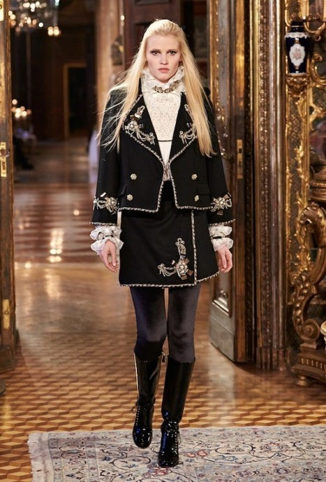 CHANEL Pre-Fall Métier d'Art Collection | Best of the Los Angeles Fashion | Scoop.it