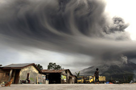 19 photos of The Eruptions of Mount Sinabung Sumatra | Scoop Indonesia | Scoop.it