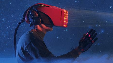 Un casque de VR Google présenté à la conférence I/O ? | Actualité économique | Scoop.it