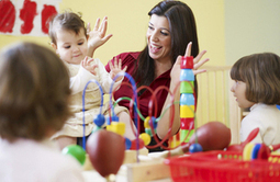 Nurseries 'must do more' to give children the best start in life - Press releases - GOV.UK | Early Childhood Studies | Scoop.it