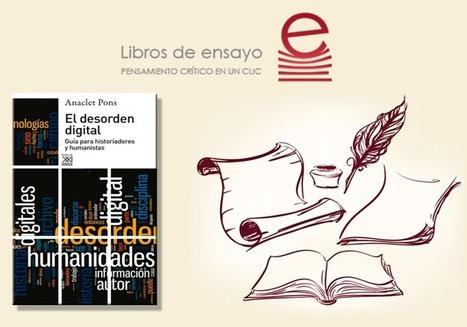 El desorden digital, libro del mes de Diciembre en Libros de Ensayo | Ecos recientes del mundo del libro | Scoop.it