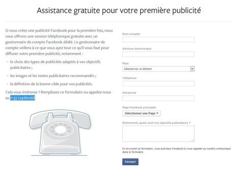 Comment contacter Facebook ?   News Webmarketing   Scoop.it