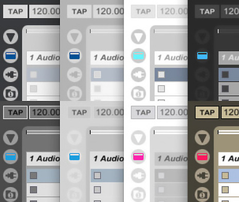 14 Free Ableton Live Skins - BLUSKREEN | House Music | Scoop.it