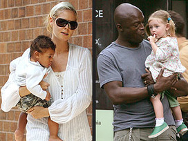 Heidi Klum And Seal Divorce As Interracial Marriages Between ... | Race | Scoop.it