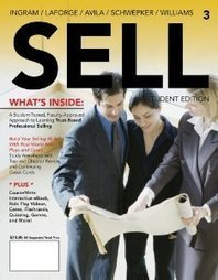 Test Bank For » Test Bank for SELL, 3rd Edition : Ingram Download | Marketing Test Bank | Scoop.it
